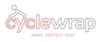 Cyclewrap_White Logo